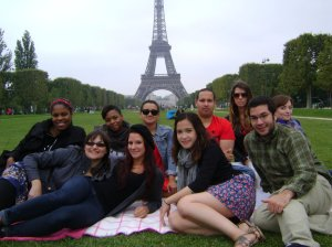 paris students 2011