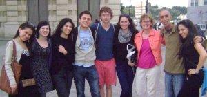 Cuba in Havana with Students and Gerardo