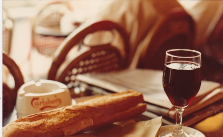 Sandwich Jambon, Vin Ordinaire