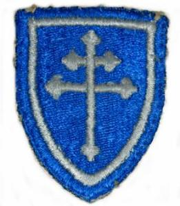 79th Infantry Division patch