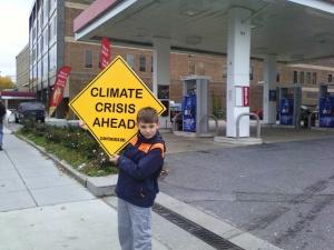 ClimateMarchBoy