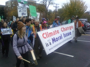 ClimateMarchWisconsinAvenue