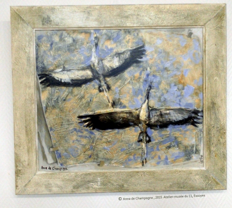 commun cranes