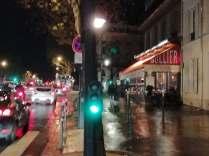 My favorite cafe (Le Bullier) la nuit